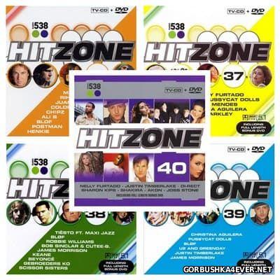 HitZone 36 - 40 [2006-2007] / 5xCD