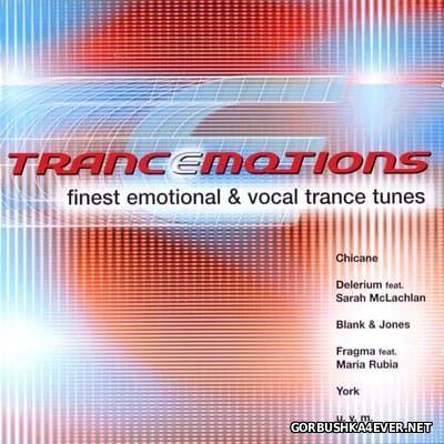 TrancEmotions DJ Mix [2001] / 2xCD / Mixed by SHOG