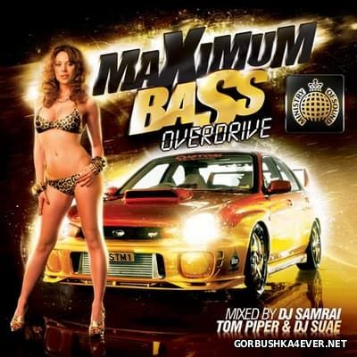 [Ministry Of Sound] Maximum Bass Overdrive [2010] / 3xCD