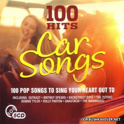 100 Hits Car Songs vol 1 [2016] / 5xCD