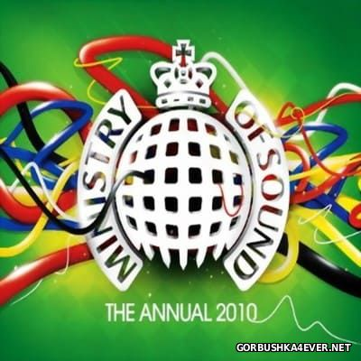 [Ministry Of Sound] The Annual 2010 (German Edition) / 3xCD