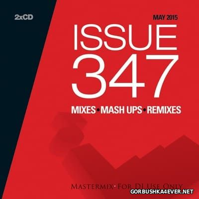 Mastermix Issue 347 [2015] May / 2xCD
