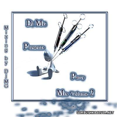 DJ MG - Party Mix vol 02 [2008]