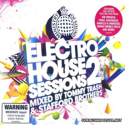 [Ministry Of Sound] Electro House Sessions 2 [2008] / 2xCD