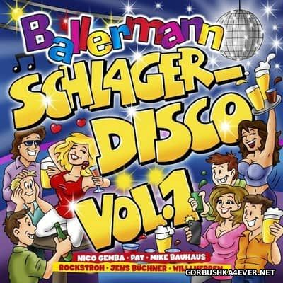 Ballermann Schlager-Disco vol 1 [2017] / 2xCD