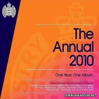 [Ministry Of Sound] The Annual 2010 / 3xCD