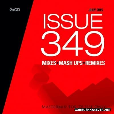 Mastermix Issue 349 [2015] July / 2xCD