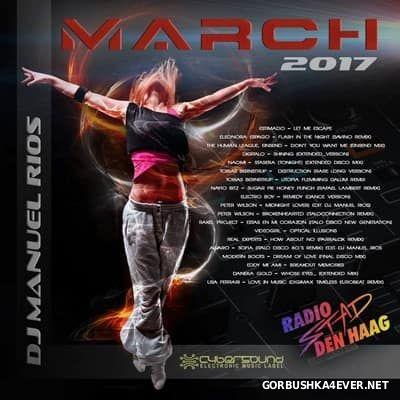 Manuel Rios DJ - Marzo Mix 2017