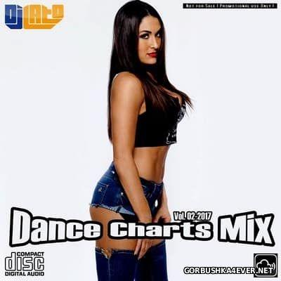 DJ LaTo - Dance Charts Mix vol 02 [2017]