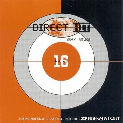 Direct Hit Remix Service vol 16 [1995]