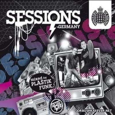 [Ministry Of Sound] Sessions Germany [2009] / 2xCD / Mixed By Plastik Funk