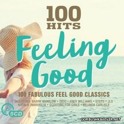 100 Hits - Feeling Good [2017] / 5xCD