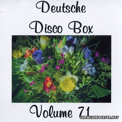 Deutsche Disco Box vol 71 [2017] / 2xCD