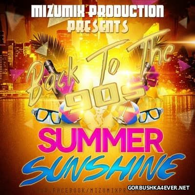 MiZUMix presents Back To The 90s - Summer Sunshine [2015]