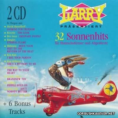 Larry presents 32 Sonnenhits [1989] / 2xCD