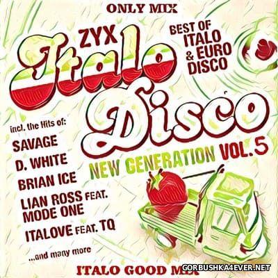 Only Mix - Italo Good Mix New Generation vol 5 [2017]