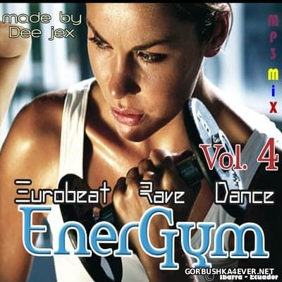 Techno & Dance EnerGym Mix 4 [2017] by Dee Jex