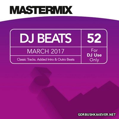 [Mastermix] DJ Beats vol 52 [2017]