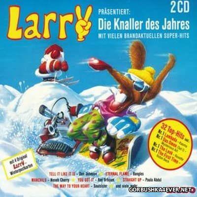 Larry presents Die Knaller des Jahres [1989] / 2xCD