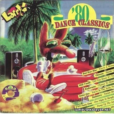 Larry presents '80 Dance Classics [1994]
