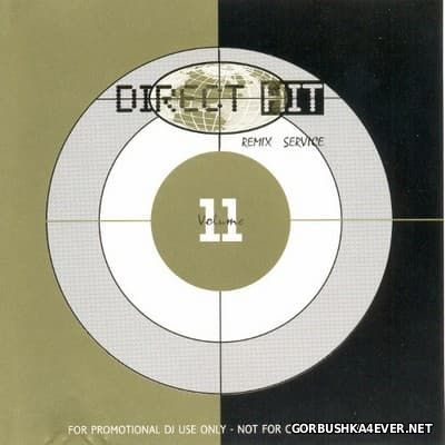Direct Hit Remix Service vol 11 [1995]