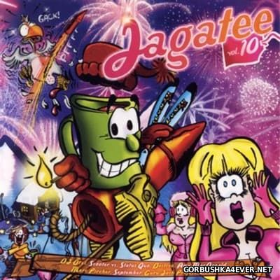 Jagatee vol 10 [2008] / 2xCD