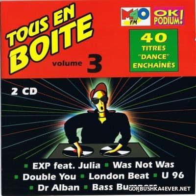 Tous En Boite Volume 3 [1993] / 2xCD