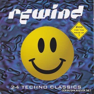 Rewind (24 Techno Classics) [1996] / 2xCD