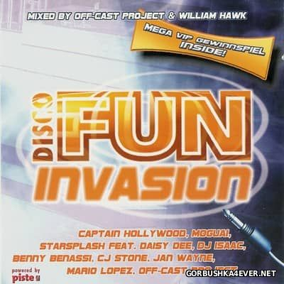 Disco Fun Invasion [2003] / 2xCD