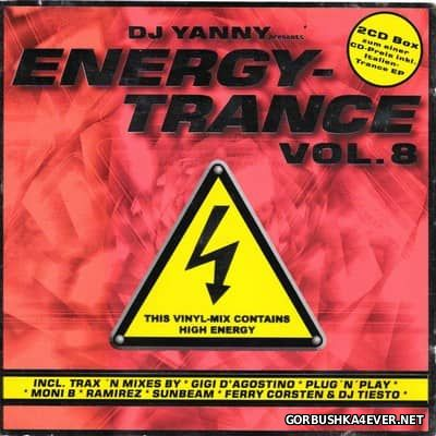 DJ Yanny - Energy Trance vol 8 [2000] / 2xCD