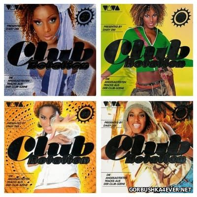 Viva Club Rotation vol 21 - vol 24 [2003] / 8xCD