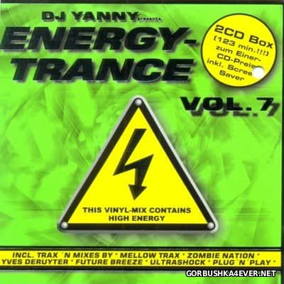 DJ Yanny - Energy Trance vol 7 [1999] / 2xCD