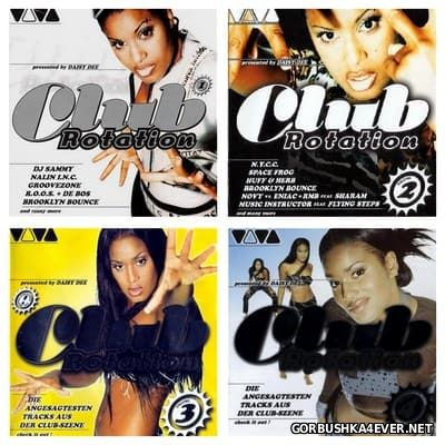 Viva Club Rotation vol 01 - vol 04 [1998] / 8xCD
