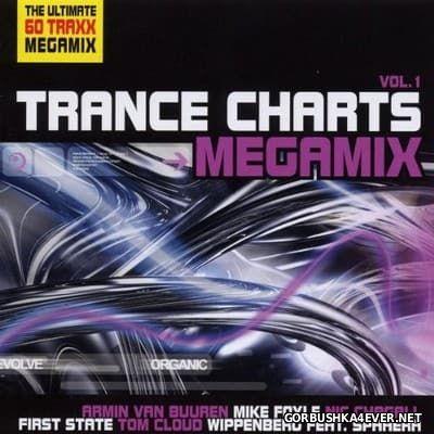 [SWG Team] Trance Charts Megamix vol 1 [2008] / 2xCD
