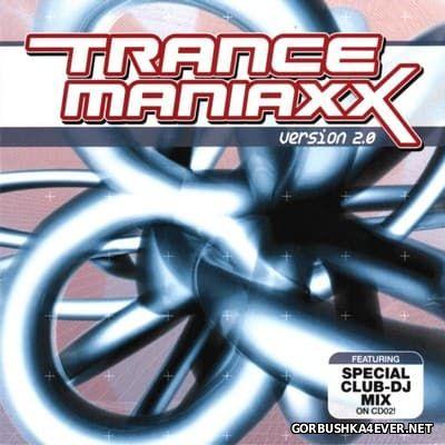 Trance Maniaxx V2.0 [2003] / 2xCD