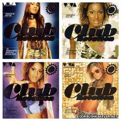 Viva Club Rotation vol 13 - vol 16 [2001] / 8xCD