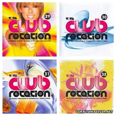 Viva Club Rotation vol 29 - vol 32 [2005] / 8xCD