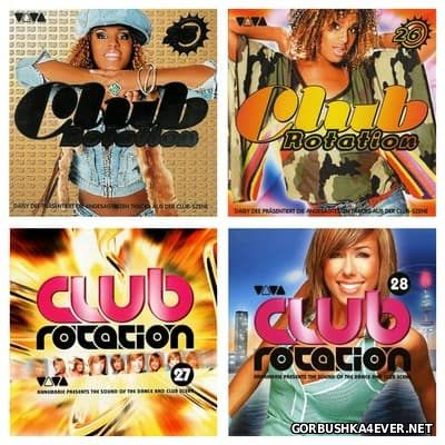 Viva Club Rotation vol 25 - vol 28 [2004] / 8xCD