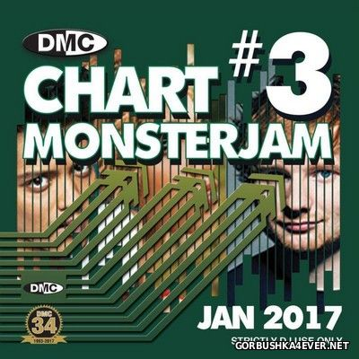 [DMC] Monsterjam - Chart 3 [2017]