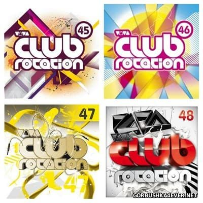 Viva Club Rotation vol 45 - vol 48 [2010-2011] / 8xCD