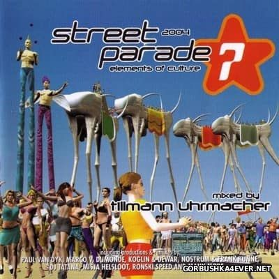 Street Parade - The Official Compilation (Elements Of Culture) [2004]
