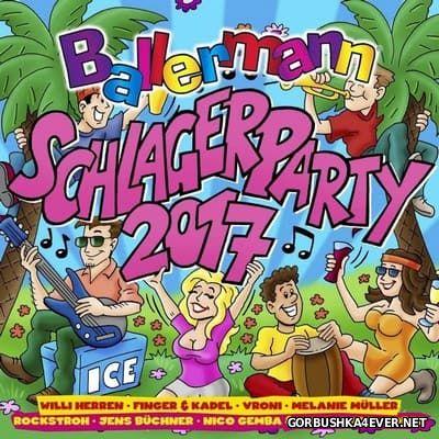 Ballermann Schlagerparty 2017 / 2xCD