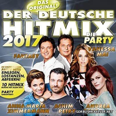 Der Deutsche Hitmix - Die Party 2017