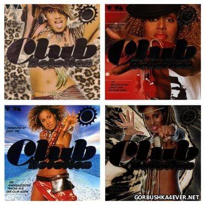 Viva Club Rotation vol 17 - vol 20 [2002] / 8xCD