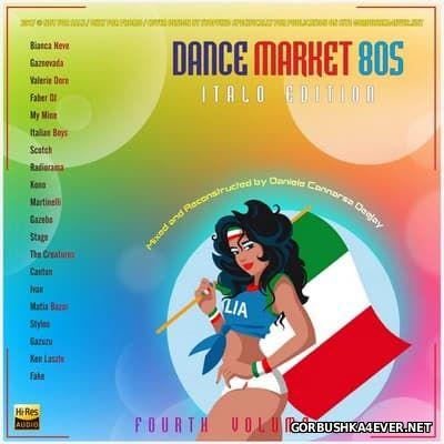 Dance Market 80 - Italo Edition vol 4 [2016]