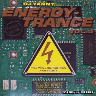DJ Yanny - Energy Trance vol 5 [1999]
