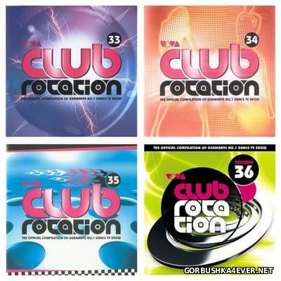 Viva Club Rotation vol 33 - vol 36 [2006-2007] / 8xCD