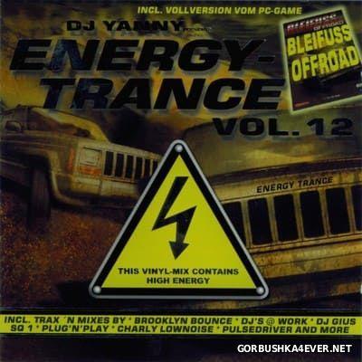 DJ Yanny - Energy Trance vol 12 [2001]