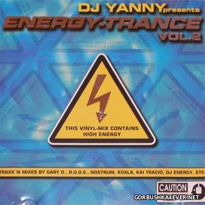 DJ Yanny - Energy Trance vol 2 [1998]
