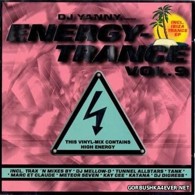 DJ Yanny - Energy Trance vol 9 [2000] / 2xCD